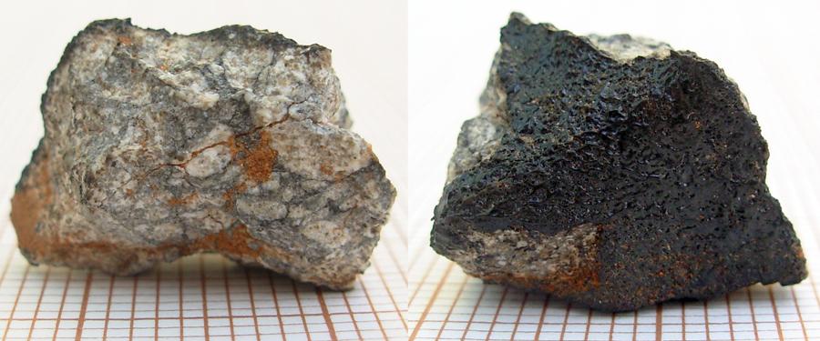 Resultado de imagen de meteorito puerto lapice